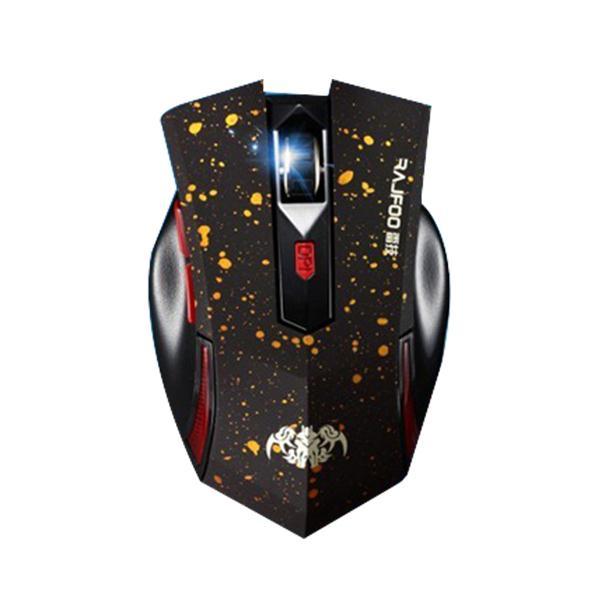 雷技鼠标铠甲G5