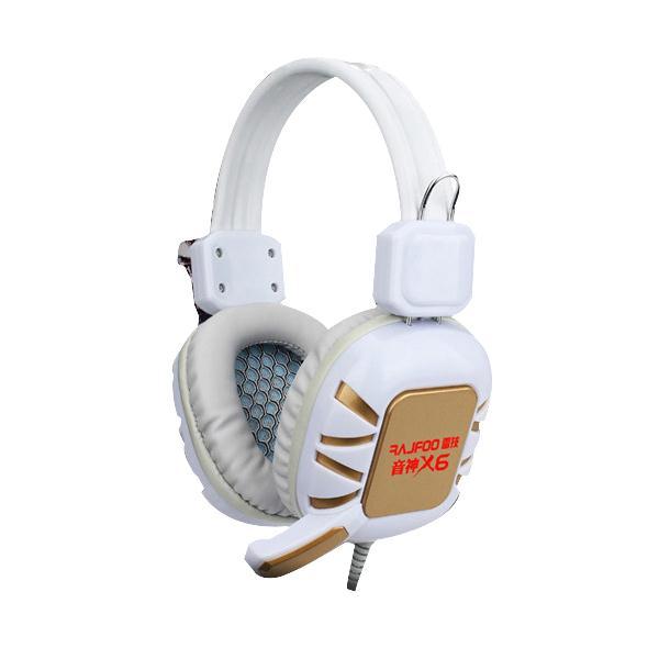 雷技耳机音神X6