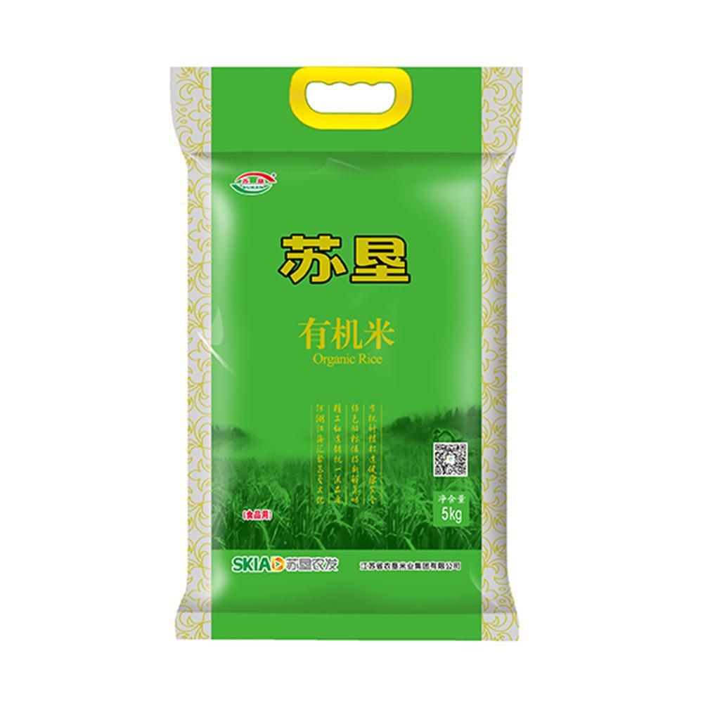 苏垦有机米 5公斤
