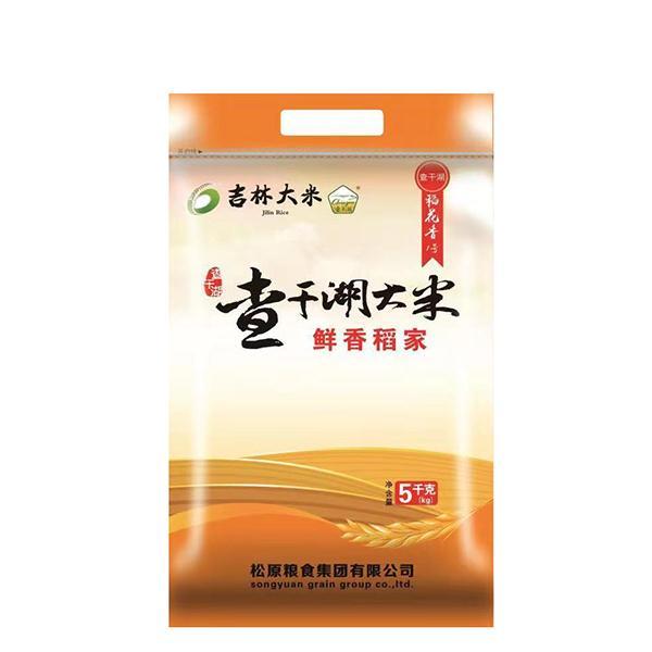 查干湖稻花香1号东北大米5kg