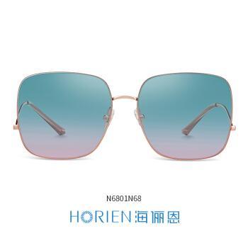 海俪恩太阳眼镜女款N6801N68
