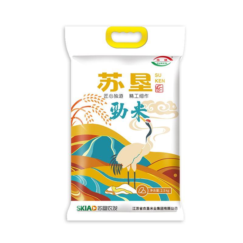 苏垦新品劲米2.5KG