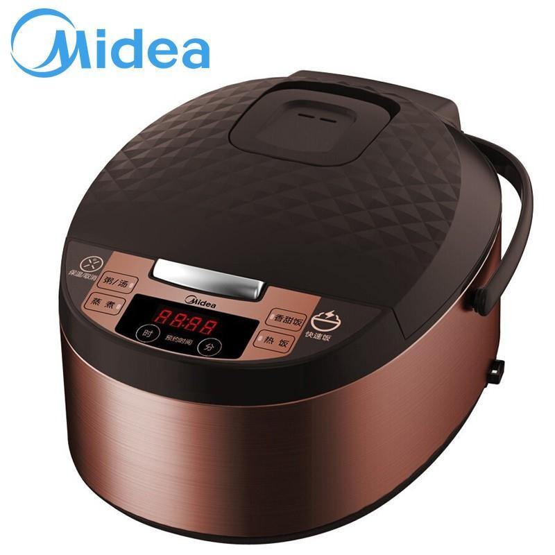 美的(Midea)电饭煲电饭锅4L智能预约电饭煲MB-FS4073A