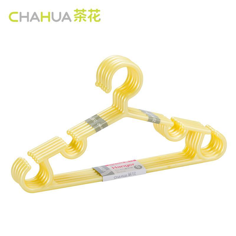 茶花CH-B儿童衣架0728(1X5支)