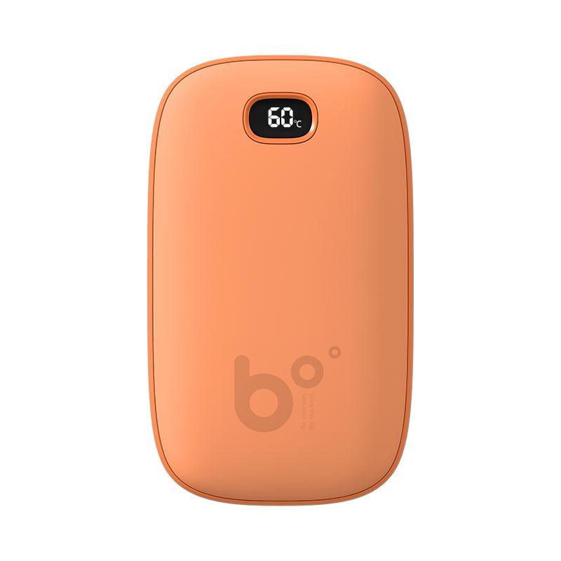 几素储电式暖手宝二合一NS02橘色