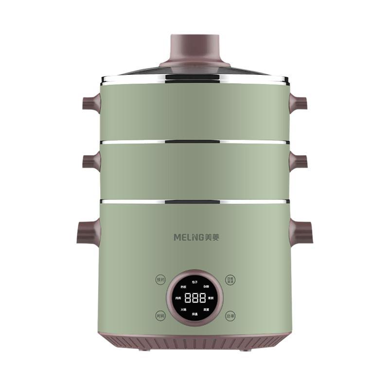 美菱-多功能电蒸锅MT-LC2001